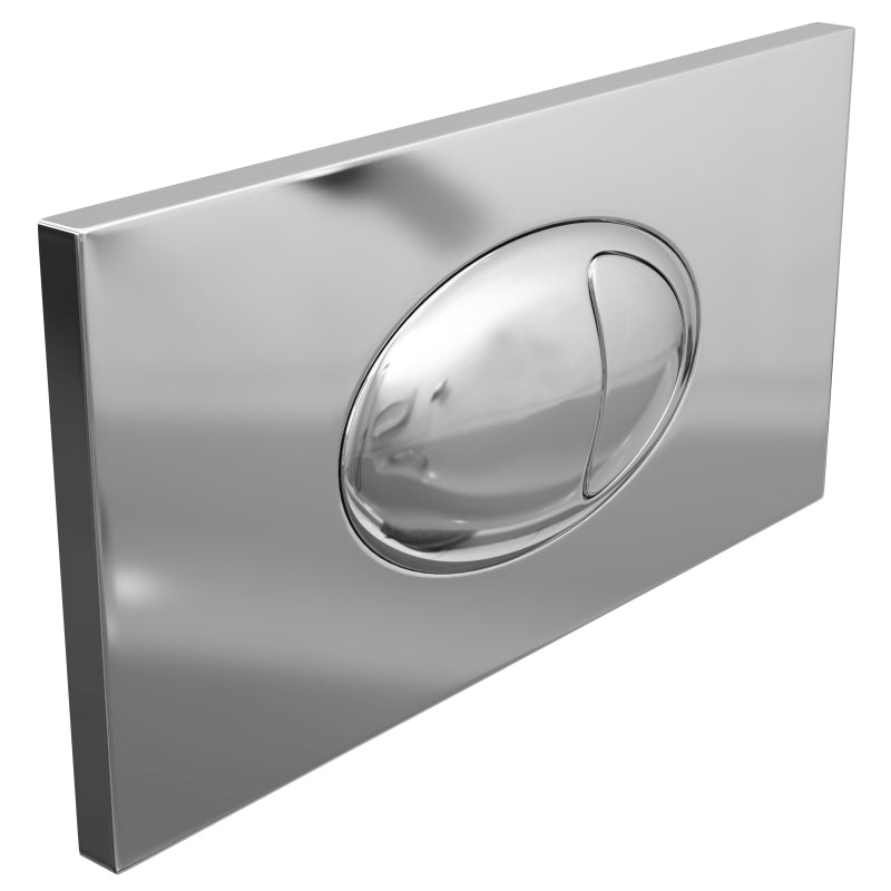 Large Push Button Flush Plate - CCPB01