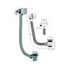 Square Overflow Bath Filler and Click Waste - 029.60.002