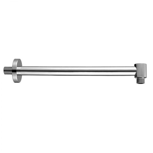 330mm Round Wall-Mounted Shower Arm - KI030