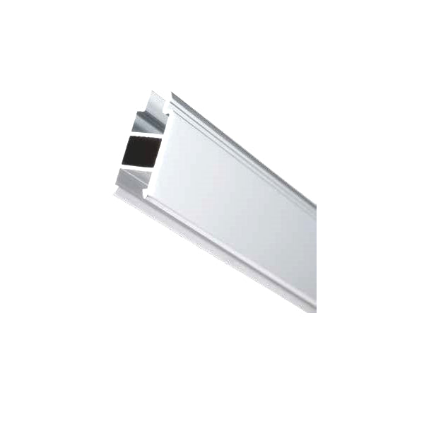 Lakes 30mm White Aluminium Extension Profile for Classic Collection