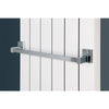 Eucotherm Magnetic Towel Rail To Fit Steel Radiators Of Suitable Width