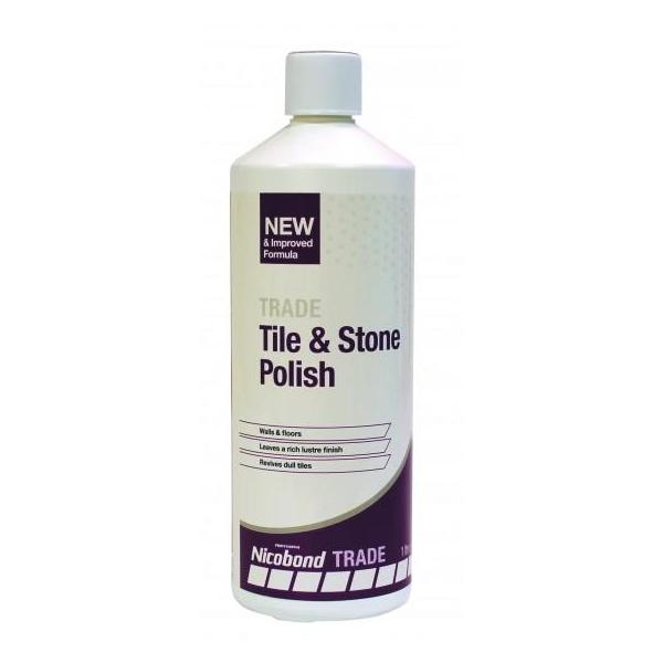 Nicobond Tile and Stone Polish 1 Litre - N2540726