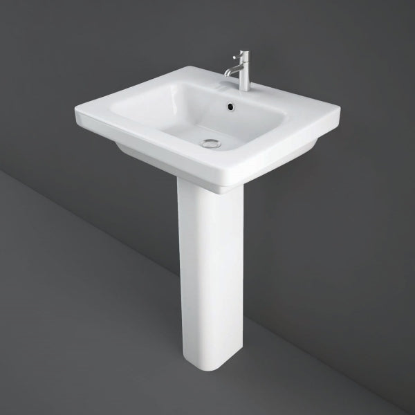 RAK Resort 55cm Basin 1th - RST55BAS1