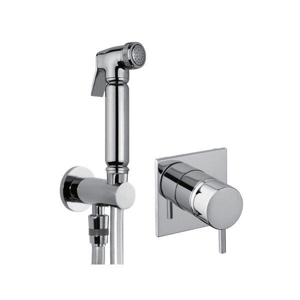 Douche with Mixing Valve and Outlet Holder - 029.56.005