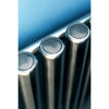 Eucotherm Vulkan Round Tube Single Vertical