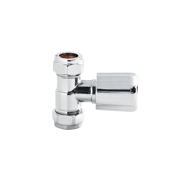 Straight Radiator Valves - RV004
