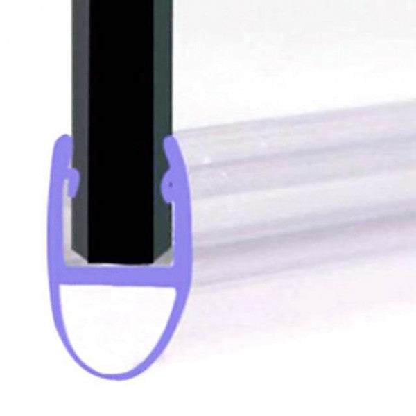 Essentials Bath Screen Seal 7mm Gap for 8-10mm Glass - 708.115.002