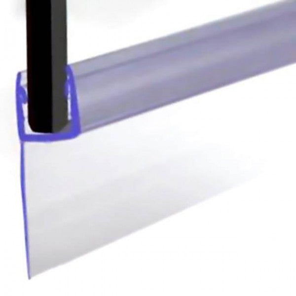 Essentials Bath Screen Seal 20mm Gap for 4-6mm Glass - 708.115.005
