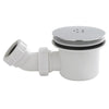 Fast Flow 90mm Shower Waste with Knuckle - 020.59.001