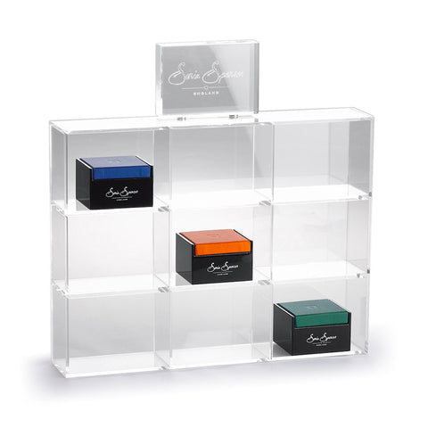 Perspex Acrylic Cufflink Stand
