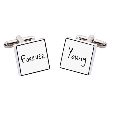 Forever Young Cufflinks