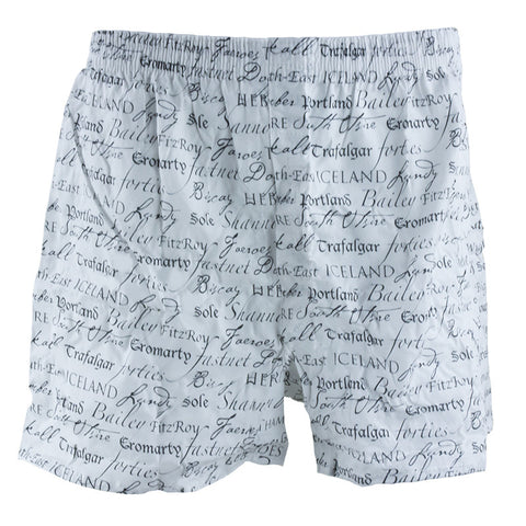 Boxer Shorts - Shipping Forecast