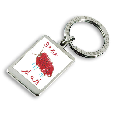 Talented Tots Keyring - Example 1