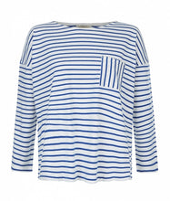 Elba Stripe Top by People Tree