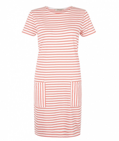 Aida Stripe Dress by People Tree