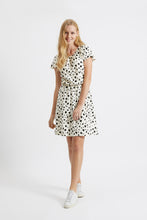 Dalmation Print Emma Dress by People Tree