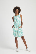 Peter Jensen Parrot Print Dress by People Tree