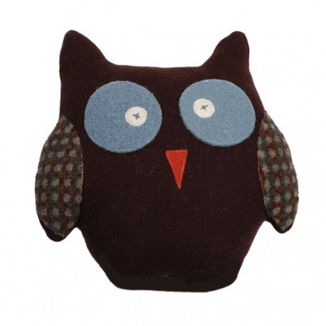 Owl Pillow Pal by Cate & Levi
