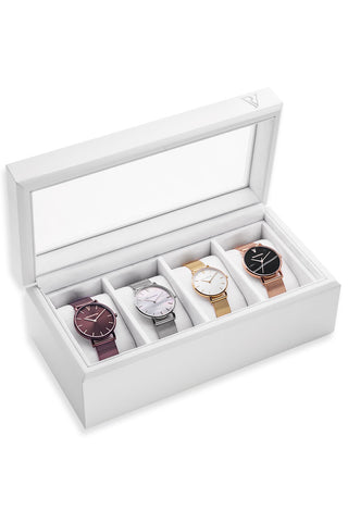 WATCH COLLECTOR CASES