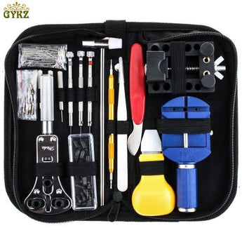 147pcs Complete Watch Maintenance Kit