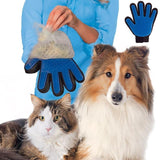 Handy Pet Brush Glove