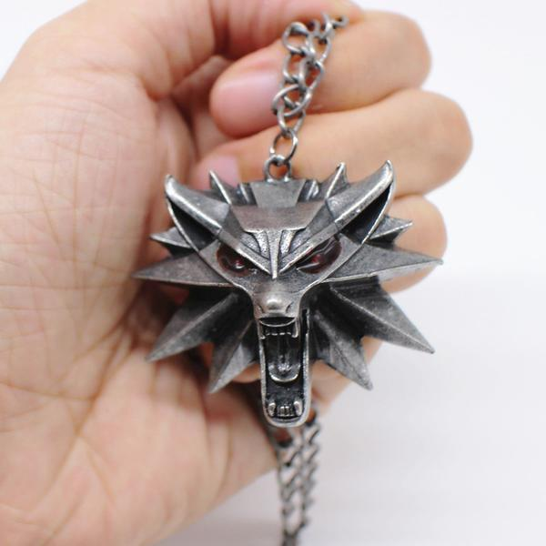 The Witcher Pendant