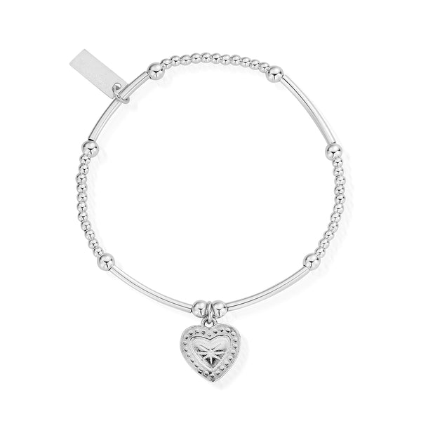 ChloBo Cute Mini Star Heart Bracelet SBCM004 - Village Boutique