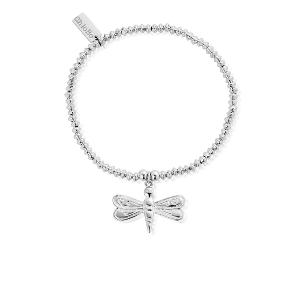 ChloBo Mini Disc Dragonfly Bracelet SBMD403 - Village Boutique