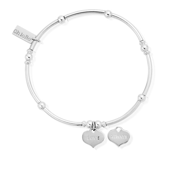 ChloBo Mini Noodle Ball Love Always Bracelet SBMNB204 - Village Boutique