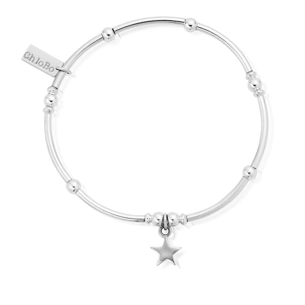 ChloBo Mini Noodle Ball Star Bracelet SBMNB806 - Village Boutique