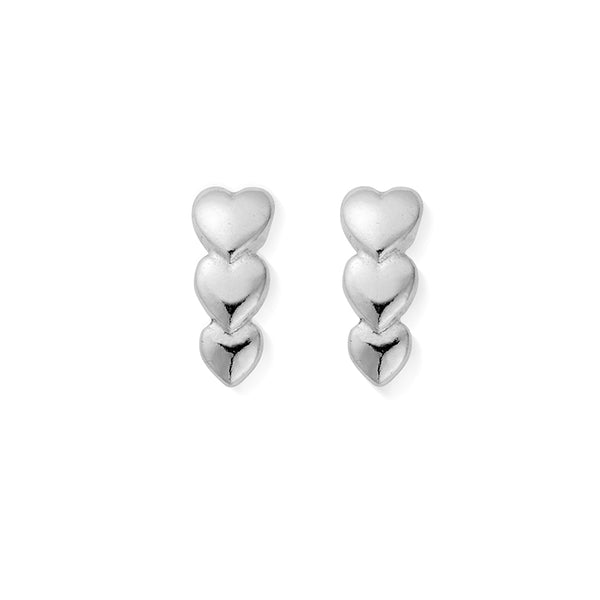 ChloBo Life Lover Stud Earrings SEST2514 - Village Boutique