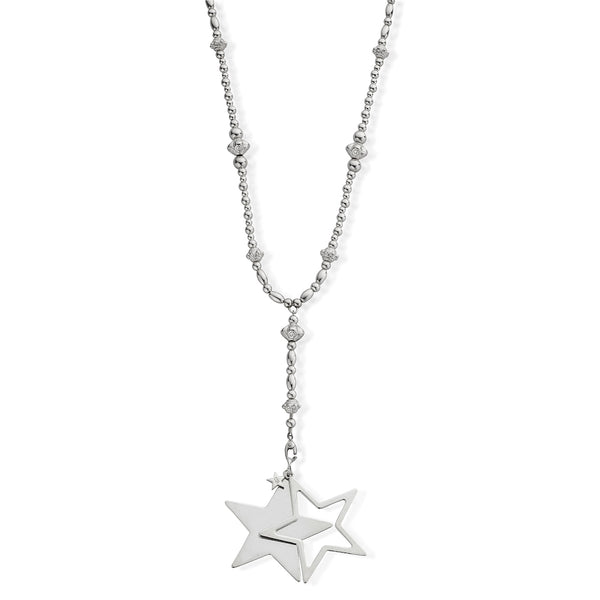 ChloBo Fearless Necklace With Extra Large Star Pendant SNF25792578 - Village Boutique