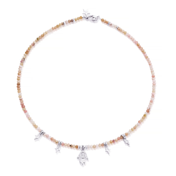 ChloBo Five Days Of Luck Necklace SNPO20052056 - Village Boutique