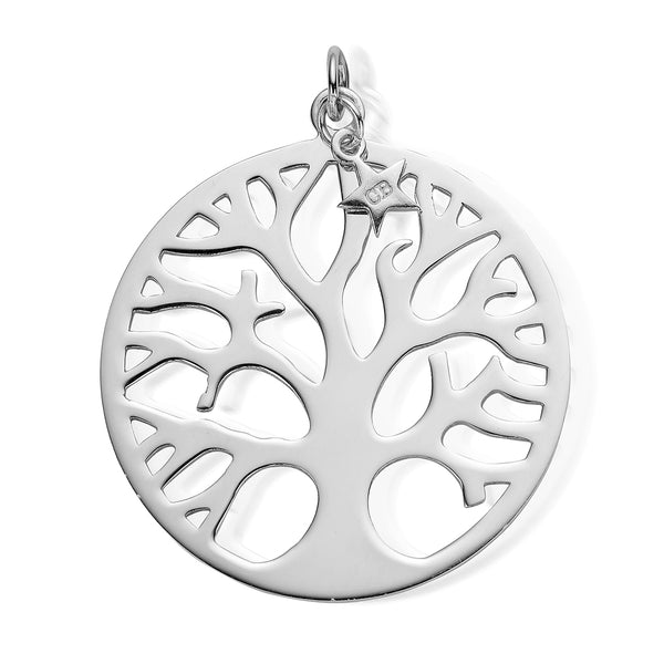 ChloBo XL Tree Of Life Pendant SP632 - Village Boutique