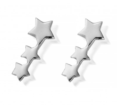 ChloBo Shooting Stars Earrings SEST186 - Village Boutique