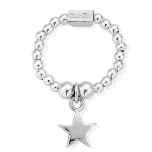 ChloBo Mini Star Ring  SRM2806 SRM3806 - Village Boutique