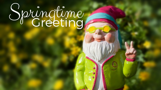 Springime Greeting