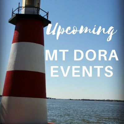 Upcoming Mt Dora Events