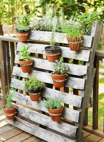 Donu0027t Have A Lot Of Space For A Garden...no Problem. We Have Collected Some  Inspiration To Get Those Creative Juices Flowing And Get You On Track For  Your ...