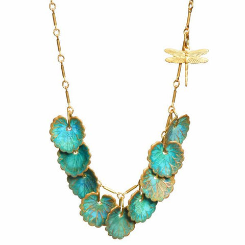 We Dream in Colour - Mini Naiad Necklace