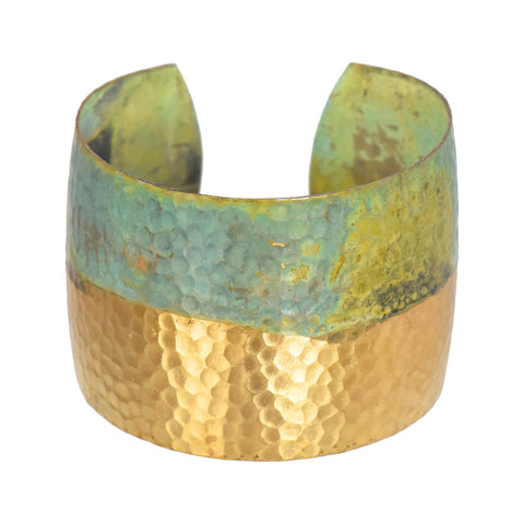 We Dream in Colour - Santorini Cuff