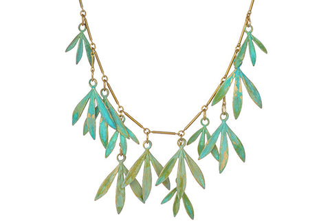 We Dream in Colour - Bamboo Necklace