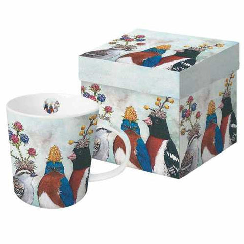 Berry Festival Gift Boxed Mug | Vicki Sawyer