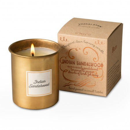 Dharamsala Indian Sandalwood  | Himalayan Candle