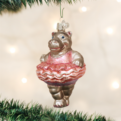 Twinkle Toes Ornament