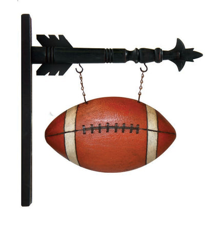 Hanging Sign - Football