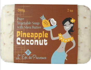 L'epi de Provence Soap| Pineapple Coconut