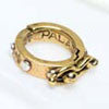 PALAS Brass charm clip - Palas - Jewellery - Paloma + Co Adelaide Boutique