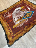 Rude Riders Eagle Silk Cotton Scarf - Rude Riders - FASHION - Paloma + Co Adelaide Boutique