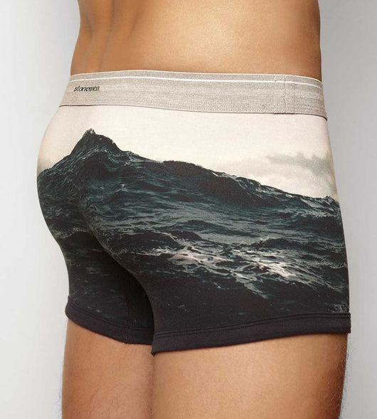 Stonemen Boxer Brief Mens Underwear Ocean - Stonemen - Underwear - Paloma + Co Adelaide Boutique